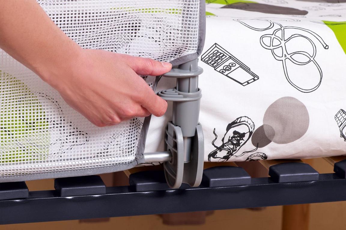 rausfallschutz und bettgitter infos tipps und erfahrungen. Black Bedroom Furniture Sets. Home Design Ideas